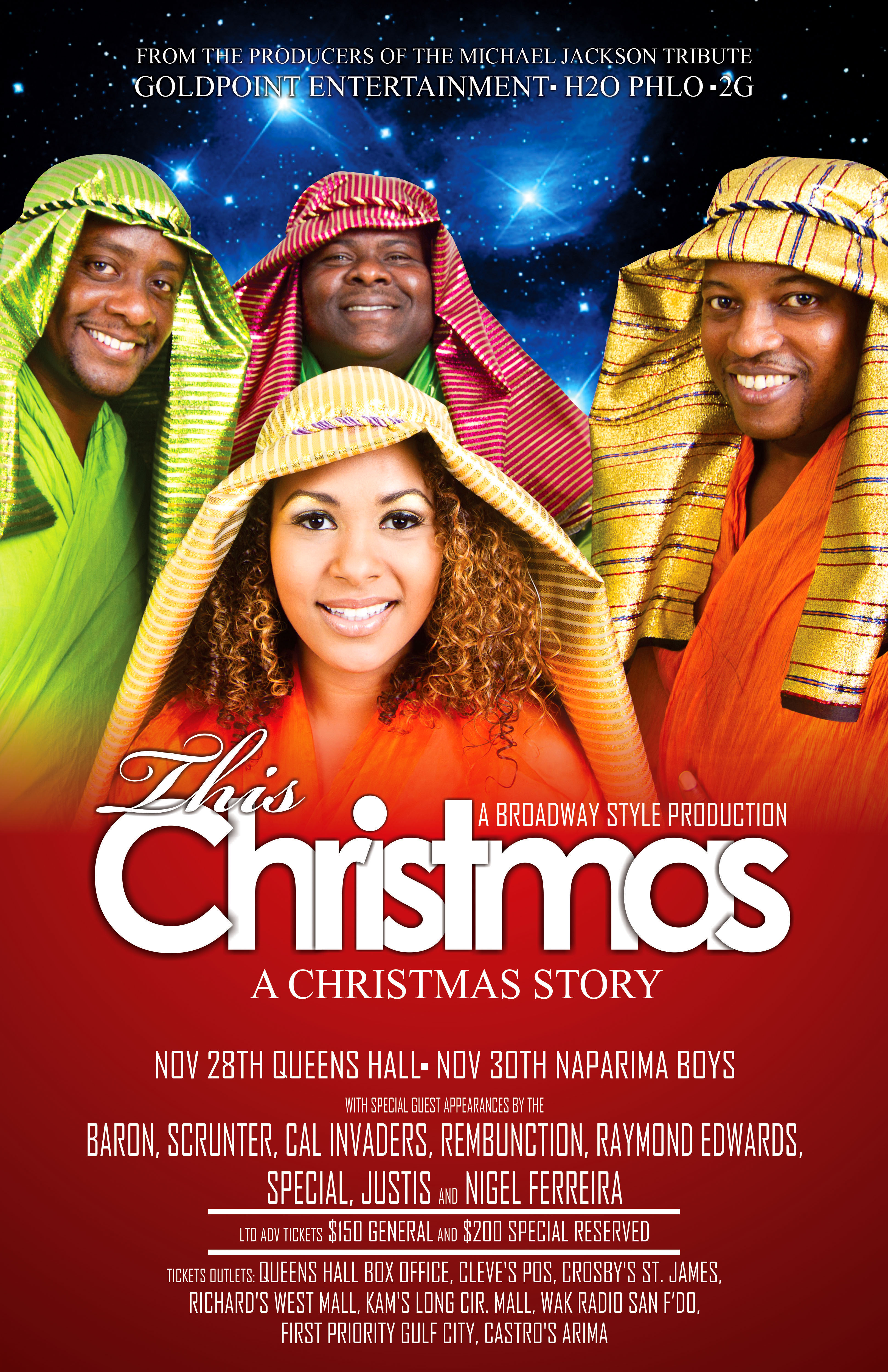 ho phlo this christmas concert queen s hall details