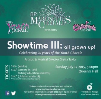 Marionettes Mid Year Concert