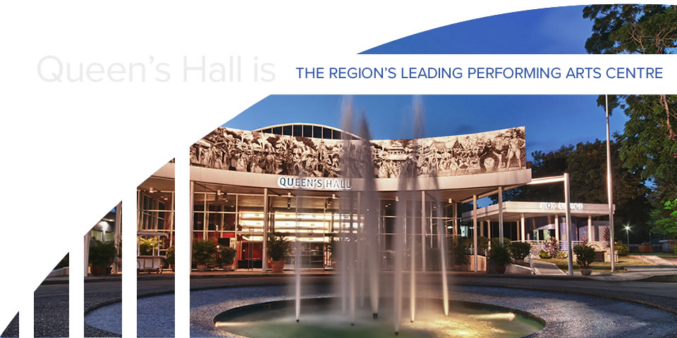 The region's leading performing arts centre